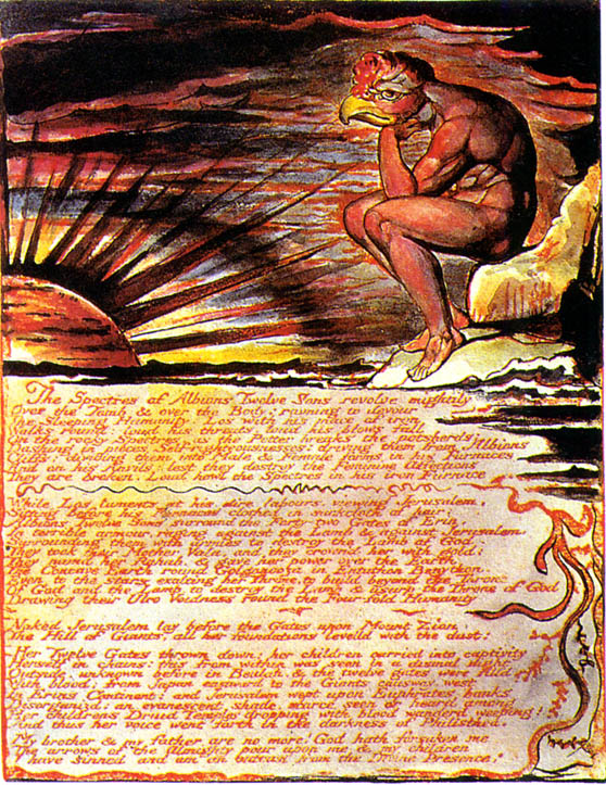william blake life of a lunatic essay