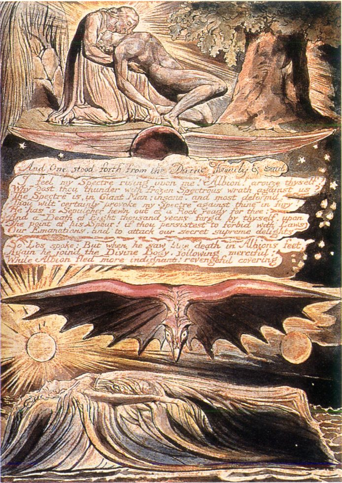 an image of eden in jerusalem by william blake And did those feet in ancient time is a poem by william blake from the preface to his epic milton: a poem in two books, one of a collection of writings known as the prophetic books the date of 1804 on the title page is probably when the plates were begun, but the poem was printed c 1808 [1.